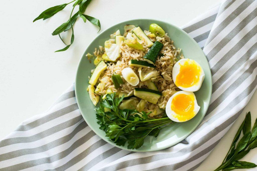 14 Day Boiled Egg Diet Plan