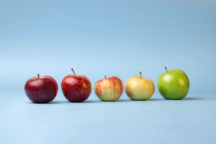 Apples - Negative Calorie Foods For Weight Loss