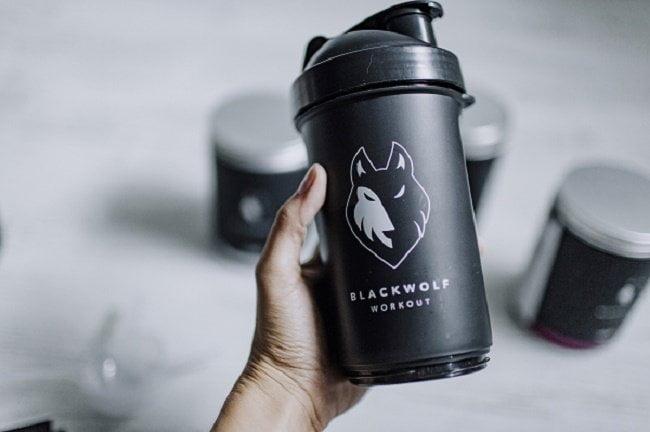 BlackWolf Workout Ingredients