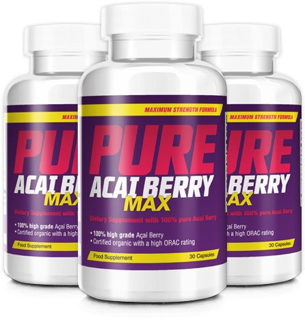 Buy Pure Acai Berry Max