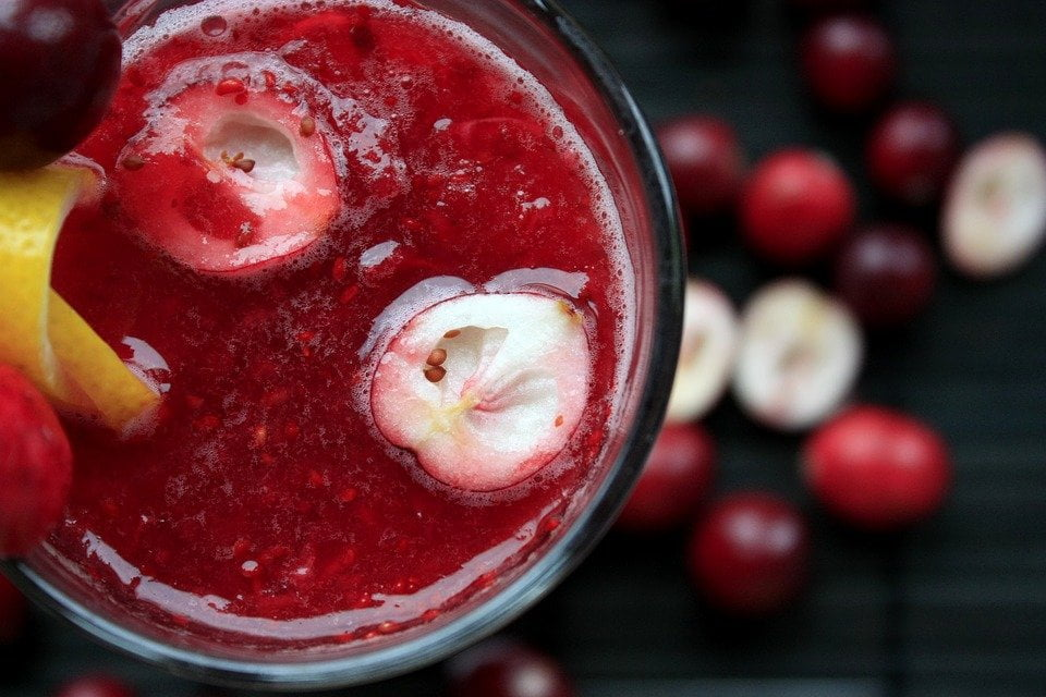 Cranberry-Juice-For-Weight-Loss