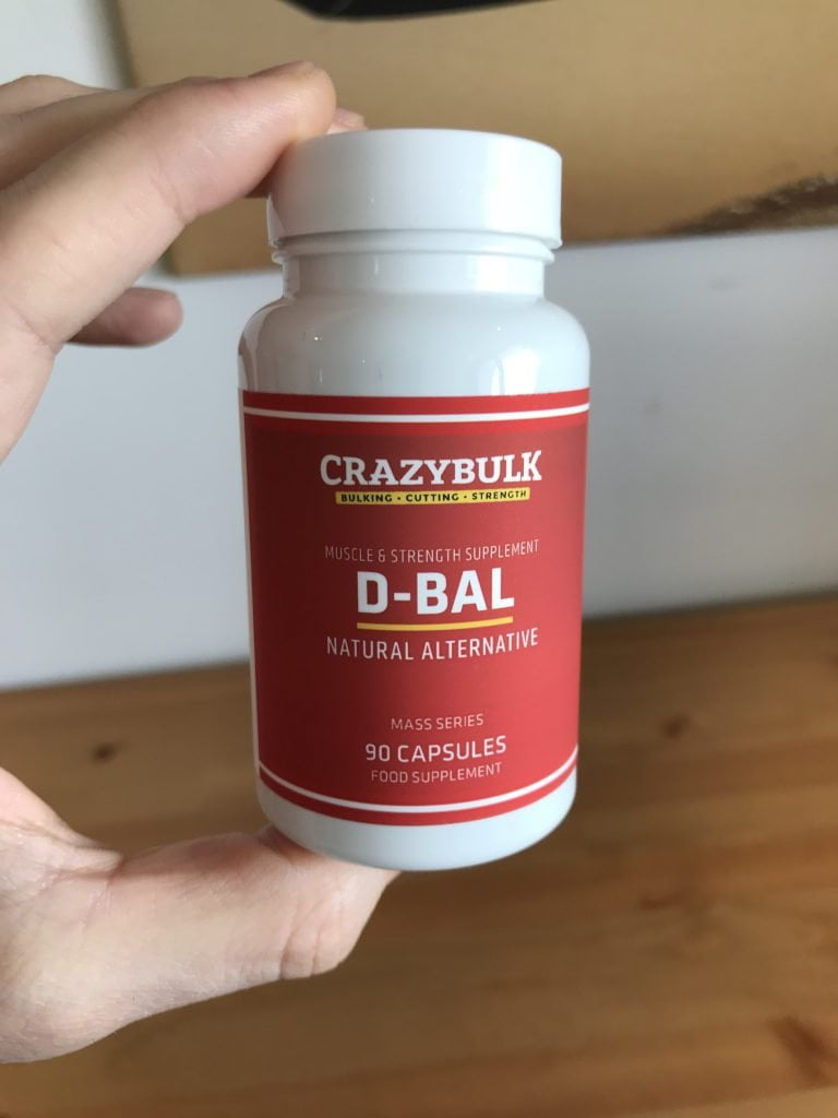 D-Bal Muscle Building Supplement