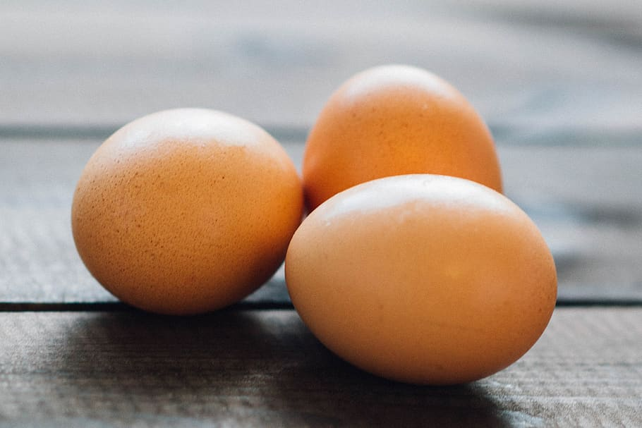 Eggs For Muscle Building