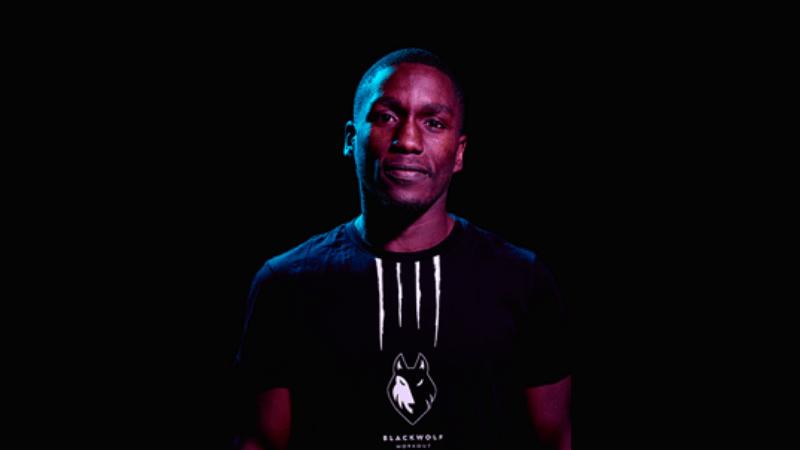Ekow Essuman BlackWolf Athlete