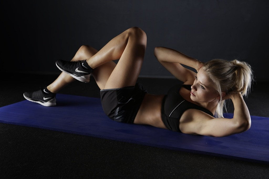 Exercises To Get Rid Of Belly Overhang
