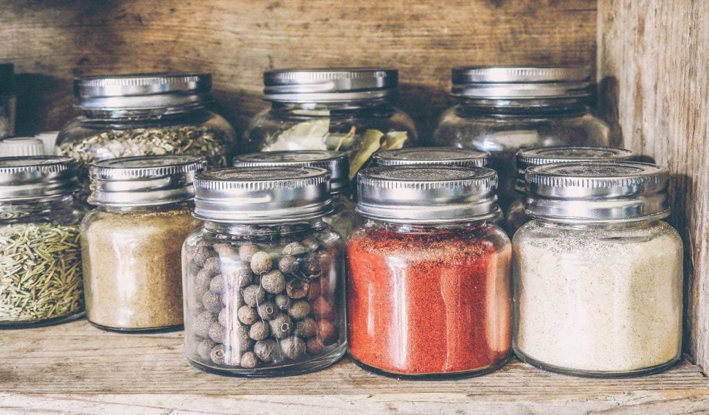 Fat Burning Herbs And Spices
