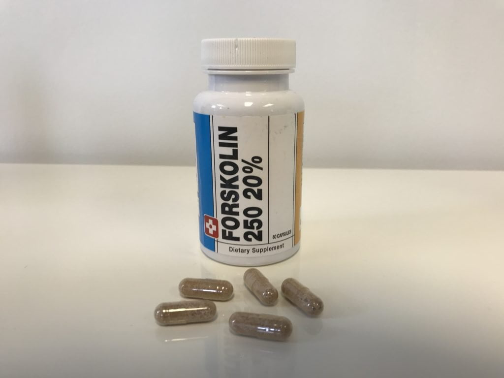 Forskolin 250 - Best Slimming Pill