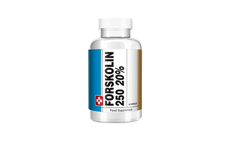 Forskolin250 - 1 BOTTLE
