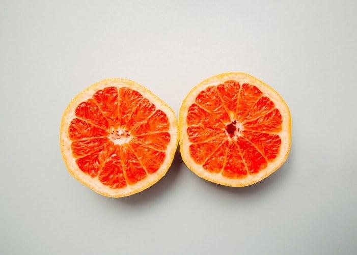 Grapefruit Calories