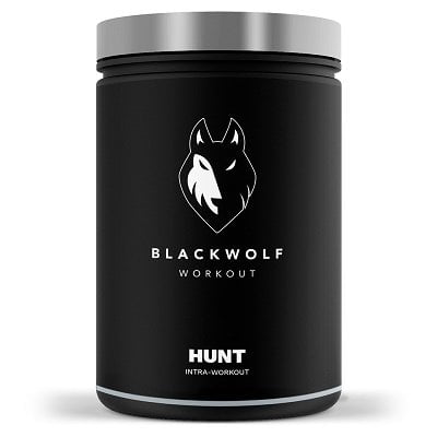 BlackWolf Workout HUNT