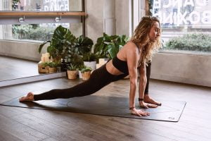 How To Slim Down And Tone Up With Yoga