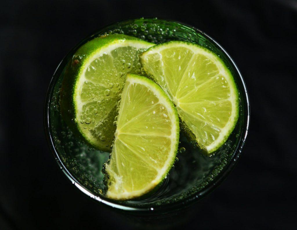 Limeade Apple Cider Vinegar Drink