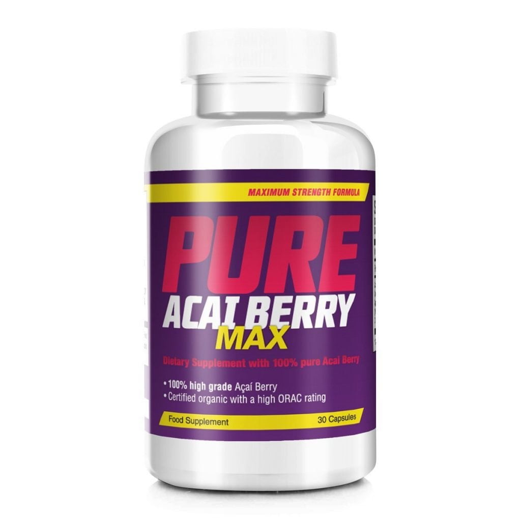 Order Pure Acai Berry Max