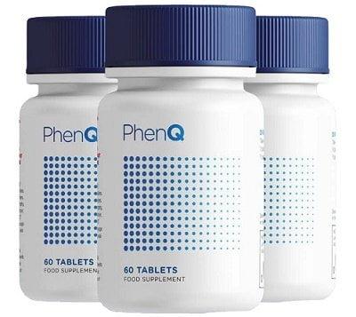 PhenQ Three Bottles