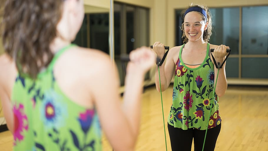 Resistance Bands For Muscle Building