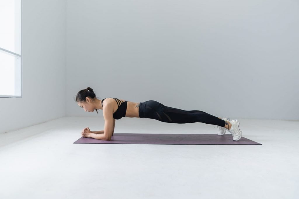 Simple Exercise Routine For A Flatter Stomach