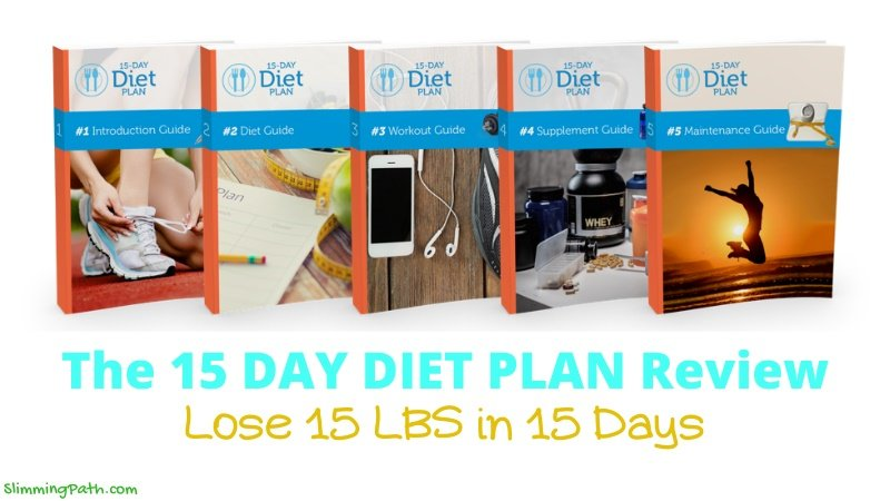 Di.et - The 15 Day Diet Plan Review