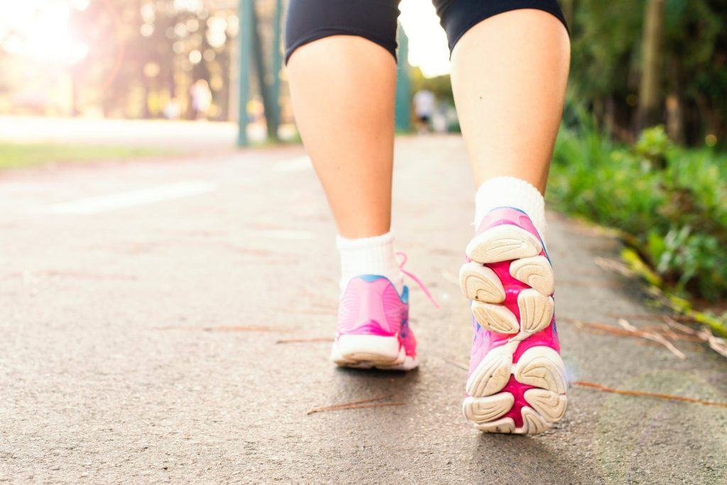Does Walking Reduce Waist Size?