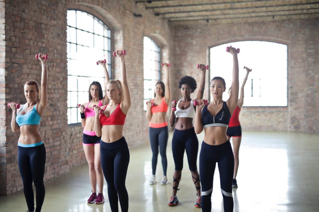 Weight Lifting To Tighten Skin