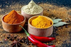 What Herbs and Spices Help You Lose Weight